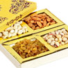 Handcrafted Box with Hand Picked Dryfruits