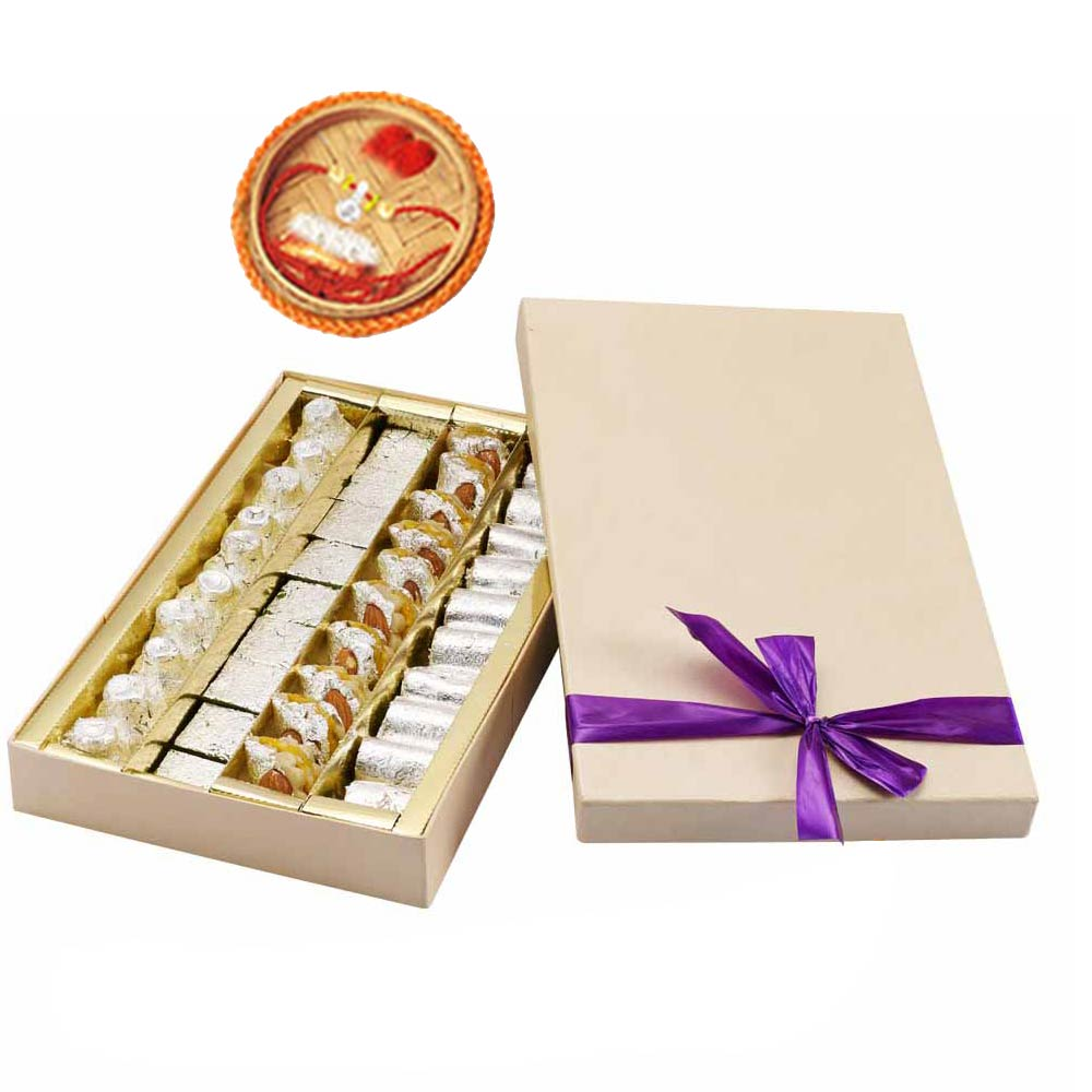 Rakhi Gifts to India, Assorted Premium & Rakhi