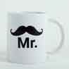 Mr Mooch Ceramic Mug